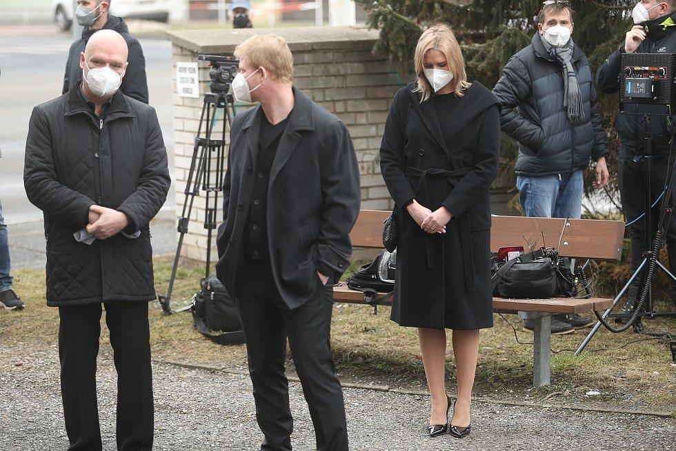 V Kladně se rozloučili s Otou Černým.