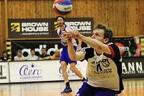 Petr Minařík / Brownhouse Volleyball.cz Kladno - Dukla Liberec 3:2 , 4. finalový zápas Vol. Kooperativa elh mužů 2009/10, hráno 1.5.2010 - Kladno vede 3:1 na zápasy