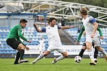 SK Kladno - FK Baník Most - Souš 4:3 (2:2), divize B, 18. 9. 2021