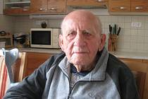Antonín Bechyně slaví 95. narozeniny.