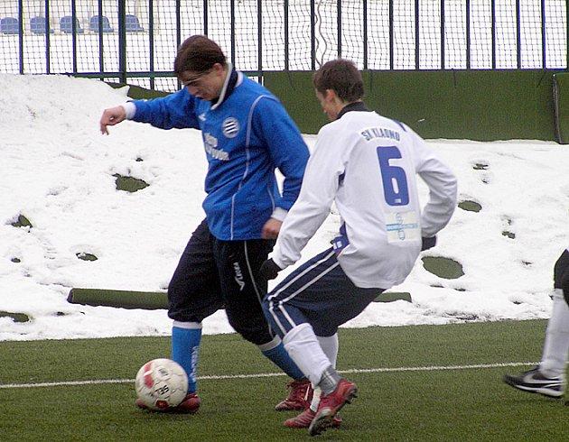 Petr Dochtor a David Podskuba.