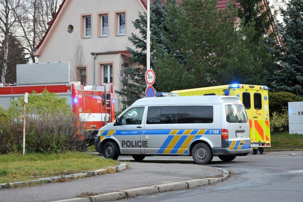 Víkendové nehody v Kladně.