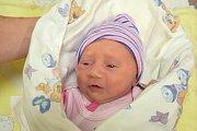 NATÁLIE BAŠTOVÁ, NELAHOZEVES. Narodila se 14. listopadu 2018. Po porodu vážila 2,8 kg a měřila 45 cm. Rodiče jsou Pavlína Baštová a Miroslav Bašta. (porodnice Slaný)