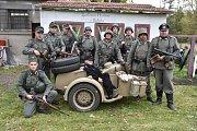 Šestý Military den přilákal do Brandýsku mnoho návštěvníků.