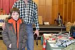 Modelářská výstava v Kladně. 22.11.2014