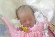 Vanessa Fořtová, 19.5.2011, váha: 2,5 kg, míra: 45 cm, rodiče jsou Pavlína Fořtová a Jaroslav Charvát (porodnice Kladno)