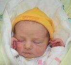 BARBORA ŠIMŮNKOVÁ, SLANÝ. Narodila se 5. června 2017. Váha 2,95 kg, míra 48 cm. Rodiče jsou Eliška Hokešová a Pavel Šimůnek (porodnice Slaný).