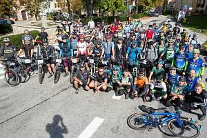 3. ročník závodu Bohemia Divide se pojede od soboty, cyklisté opět projedou celou Českou republiku z jihu na sever.