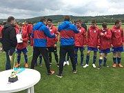 Středočeské výběry SKFS do 13 a 14 let se probily do celorepublikových finále.