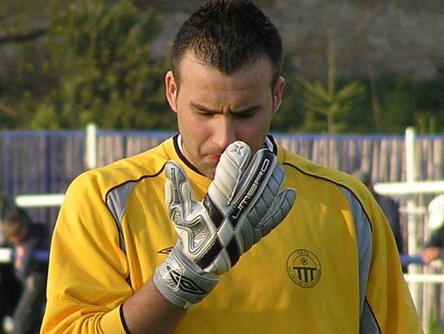 Zdeněk Kieryk byl pro Velkou Dobrou slušným tahem, chytal výborně.