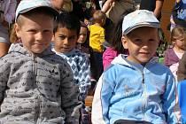 Otevření nové Mateřské školy v Kladně-Dubí.