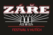 Logo festivalu Záře.
