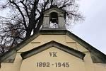 Projekt na navrácení zvonu do kapličky ve Kvíci.