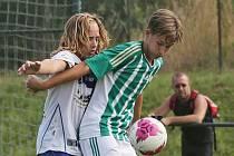 Kladenský pohár 2018 (U15), 29. 7. 2018