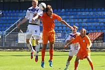 SK Kladno - Aritma Praha 2:2, divize 6. 9. 2013