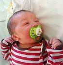 BOHUSLAV DUNKA, BUŠTĚHRAD Narodil se 22. dubna 2018. Po porodu vážil 3,41 kg a měřil 49 cm. Rodiče jsou Eva Dunková a Kristyán Dunka.