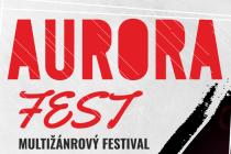 Plakát k festivalu Aurora.