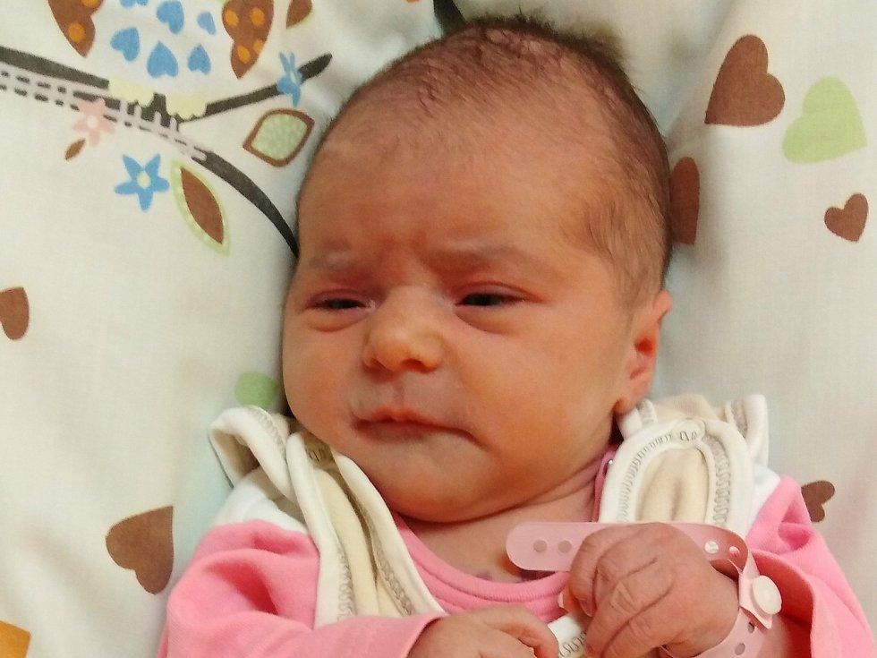 Dorota Klimová se narodila 12. ledna 2021 ve 3. 57 hodin v čáslavské porodnici. Vážila 3100 gramů a měřila 49 centimetrů. Doma na Žakách se z ní těší maminka Klára a tatínek Radim.