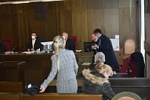 Kladenský soud uložil řidiči autobusu, který usmrtil ve Slaném chlapce, podmíněný trest.
