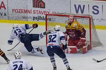 Jihlava - Kladno, sedmý rozhodující zápas semifinále WSM ligy.