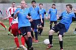 Sportovní klub Velké Přítočno - SK Baník Libušín 1:4 , utkání OP  Kladno, 22.3.2014