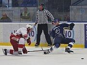 Rytíři Kladno - HC Slavia Praha 0:2, přípravné utkání 22. 8. 2017