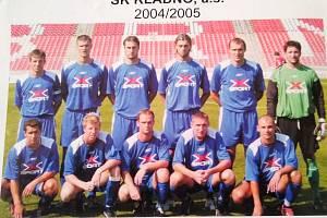 Vzpomínky na ligu: SK Kladno před zápasem v Brně v sezoně 2004-05
