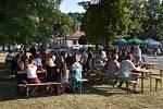 Na festivalu byl připraven program pro děti i jejich rodiče.