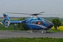 U vážné nehody u Slaného zasahoval opět po týdnu vrtulník.