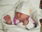 LINDA PREPLETANÁ, KLADNO. Narodila se 17. prosince 2018. Po porodu vážila 3,69 kg a měřila 50 cm. Rodiče jsou Veronika Zvoníčková a Ivan Prepletaný. (porodnice Slaný)