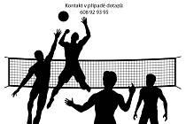 Volejbalový turnaj příchozích ve Slaném