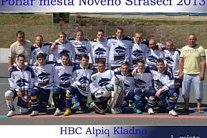 Alpiq Kladno, vítěz 6. ročníku turnaje v Novém Strašecí.
