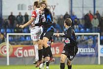 SK Kladno - SK Slavia Praha 0:2 (0:1), utkání 11.k. Gambrinus ligy 2009/10, hráno 18.10.2009