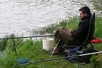 Rybářské závody se konaly v sobotu na Záplavách.