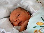 VOJTĚCH ŽÁK, KLADNO. Narodil se 21. listopadu 2017. Váha 3060 gramů, míra 49 cm. Rodiče jsou Nikola Procházková a Martin Žák. (porodnice Kladno)