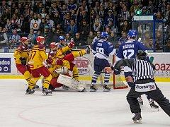 Kladno - Jihlava, třetí zápas play off