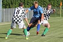 Slovan Kladno - SK Družec 3:4pk, OP, okr. Kladno, 2013-4, 23. 8. 2014
