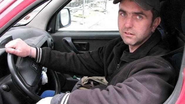 Miroslav Porš zažil velký šok, podle policie ale prý při ohlášení  případu nepostupoval správně.