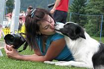 Poblíž Sítenského údolí v Kladně vznikne hrací loučka pro psy.