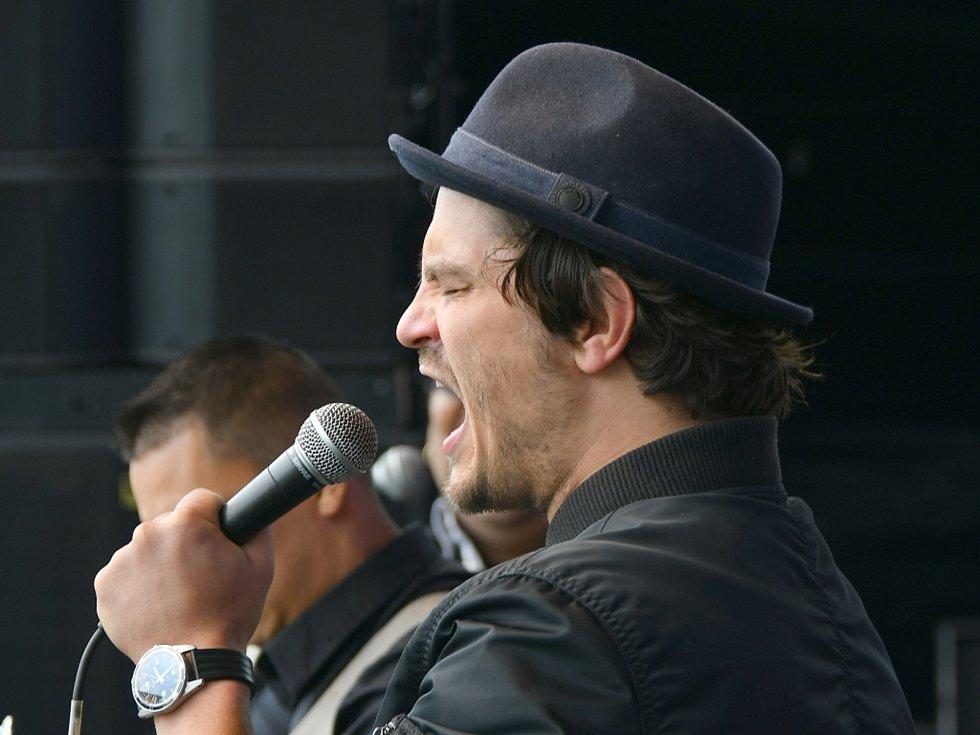 Dny města Kladna: David Kraus a Gipsy Brothers, Queenie World Queen Tribute Band, Rodrigo Teaser s poctou Michaelu Jacksonovi.