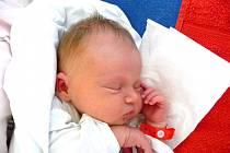 Nela Zůzová, Neuměřice. Narodila se 20. října 2012, váha 3,53 kg, míra 48 cm. Rodiče jsou Martina Sochorová a Tomáš Zůza. (porodnice Kladno)
