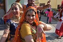 Dny indické kultury pokračují v Kladně i ve Slaném.