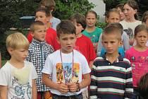 Oslavy 130. výročí založení zákolanské školy Pod Budčí.
