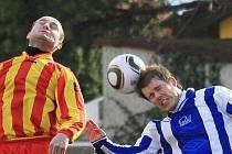 Sokol Lidice - SK Slaný 0:0, utkání 16.k., I.B. tř. sk.B - 10.4.2010