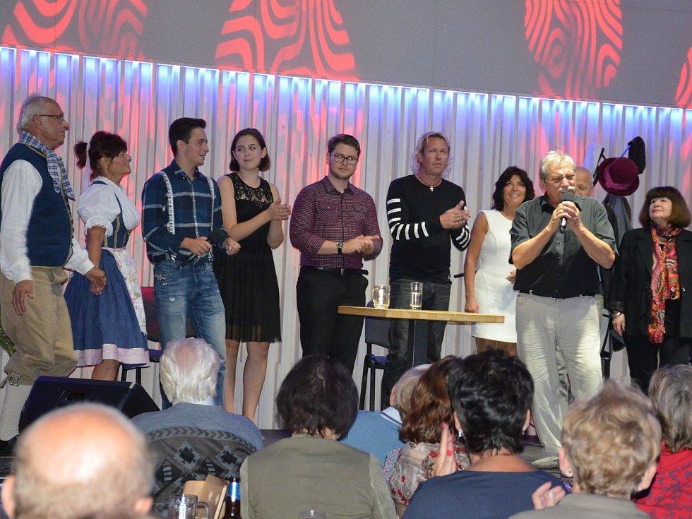 Zichovecký kabaret Františka Jílka přinesl spoustu zábavy