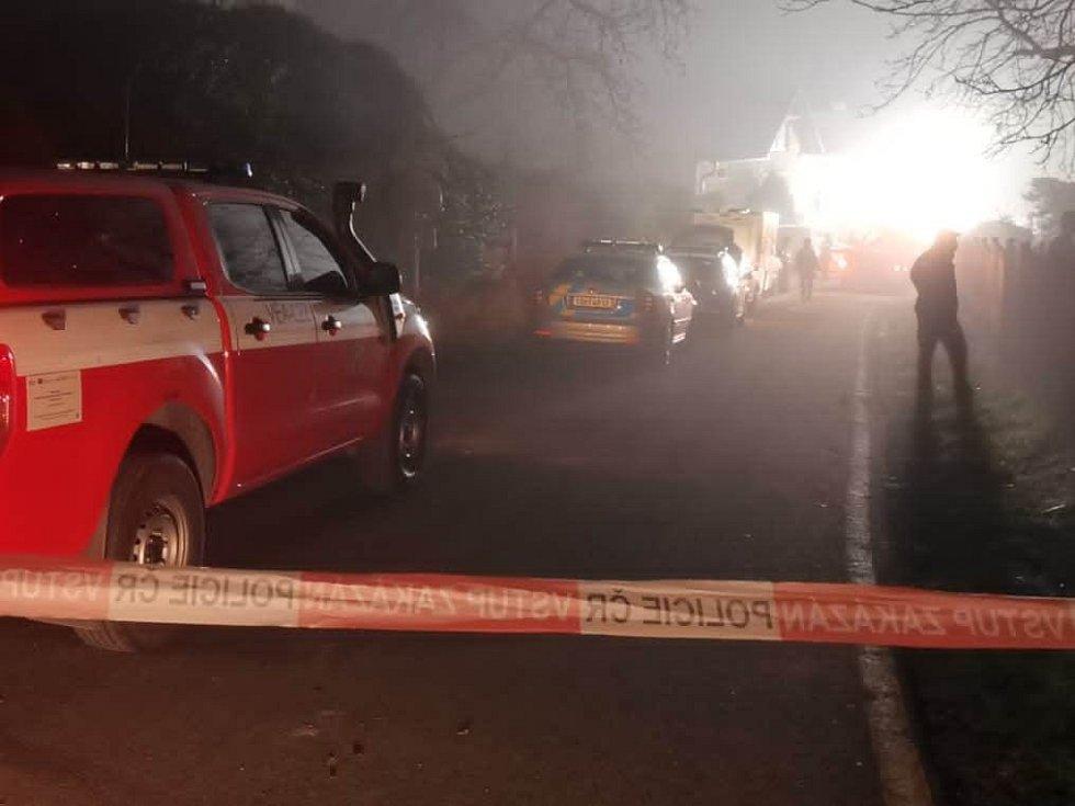 Ke tragédii došlo 7. listopadu 2020 v obci Líský.