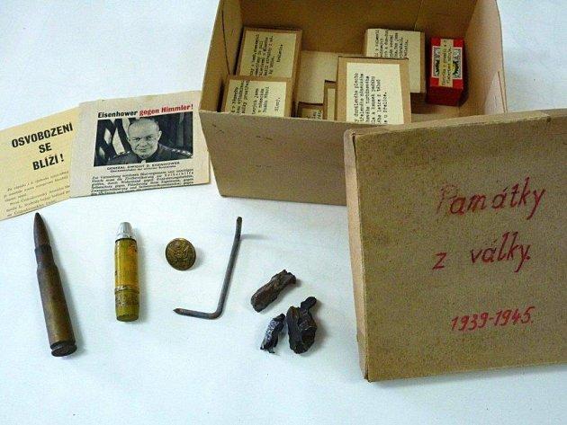 Kvůli zajímavému nálezu ze sbírek doktora Václava Mouchy museli dorazit do slánského muzea dokonce pyrotechnici a budova byla evakuována