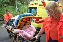 LONI ZÁCHRANÁŘI provedli ve středních Čechách 795 resuscitací, z nichž bylo 277 úspěšných, tedy pacient přežil. V 531 případech byla na vině kardiální příčina.