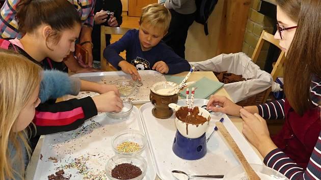 Vánoce na Čabárně mají již devítiletou tradici.
