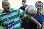 Jan Vitásek a Marek Mařík //  SK Lhota - SK Doksy 2:1 (2:0), utkání I.A. tř., 2010/11, hráno 10.10.2010